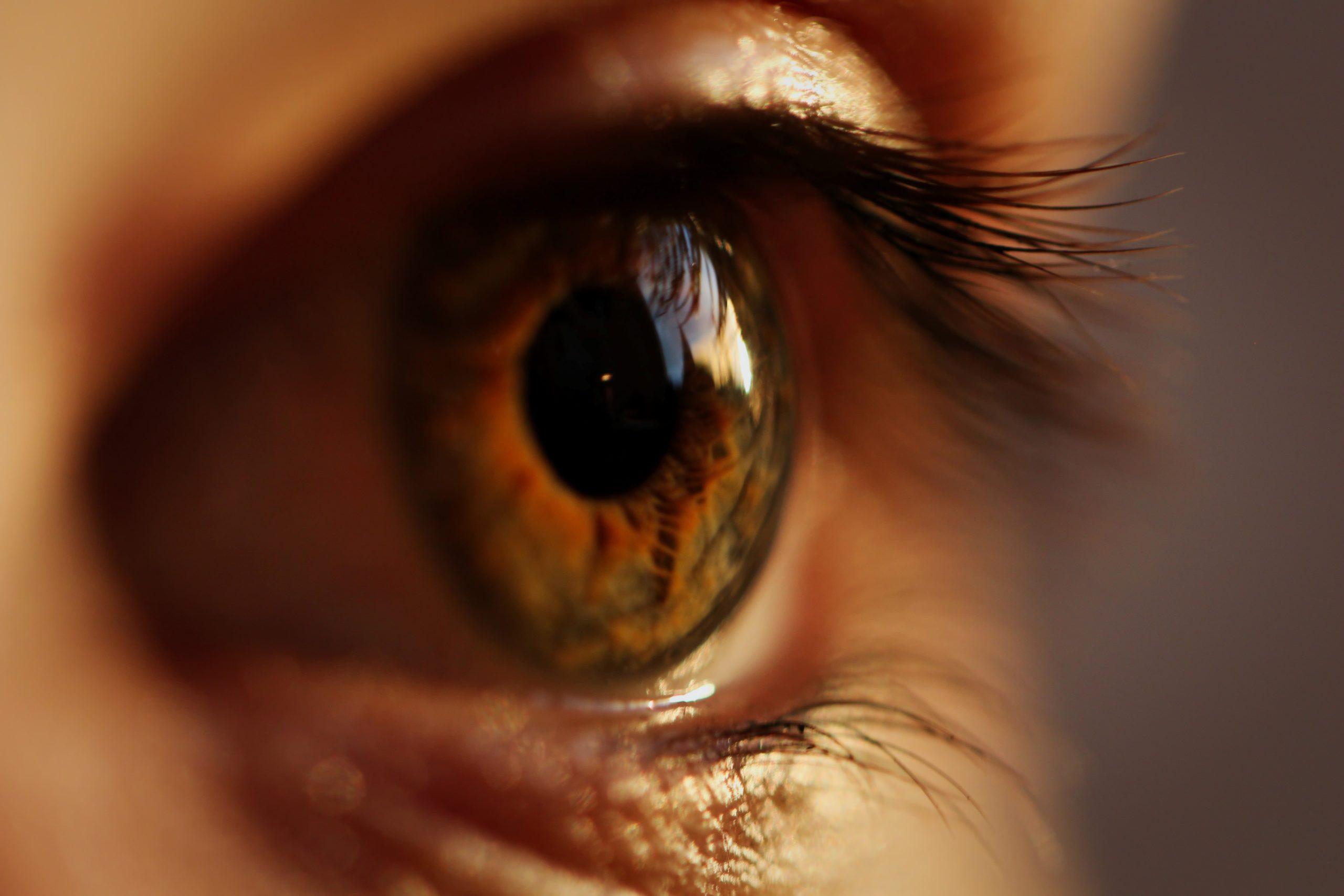 Image of eye. Marc Schulte on Unsplash